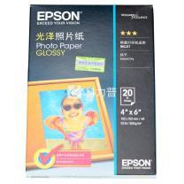 爱普生 EPSON 光泽照片纸 S042554 A6 200g  20张/包