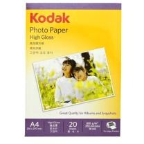 柯达 Kodak 照片纸 A4 20包/张 200g