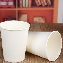 传美 TRANSMATE 定制白纸杯参数专用 250毫升 (白色) 50只/包 20包/箱 (OD)