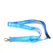 国产 挂绳蓝色(DZ) 金属扣、塑料安全扣、双色logo,尺寸2cm*45cm (蓝色) 100条/捆 DZ 百度链接