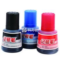 宝克 记号笔墨水 NO.190 36ml (红色) 12瓶/盒