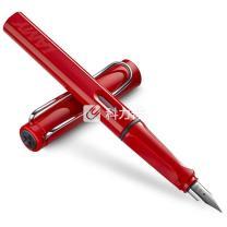 凌美 LAMY 狩猎系列墨水笔 F笔尖 (红色) 1支/盒