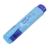 东洋 TOYO 荧光笔 SP-25 4.8mm (蓝色) 10支/盒