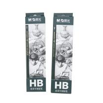 晨光 M&G HB木杆铅笔 AWP30406 (绿色)