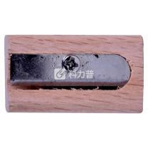 晨光 M&G 单孔木质卷笔刀 APS91222 40个/盒