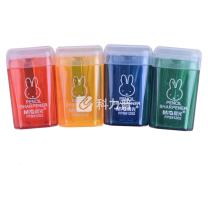晨光 M&G 米菲卷笔刀 FPS91202 (蓝色、红色、黄色、绿色) 48个/盒 (颜色随机)