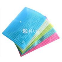 卓联 纽扣袋 ZL-209/W-209 A4 (白色、红色、蓝色、绿色、黄色) (颜色随机)