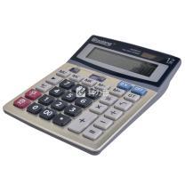 晨光 M&G 标朗 12位数字显示桌面型计算器 ADG98107 (银色) 10台/盒