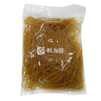 国产 橡皮筋 (黄色) 100g/包