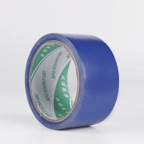 国产 单色色警示胶带 60mm*15m (蓝色)