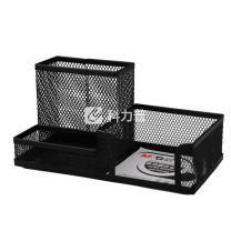 晨光 M&G 组合金属笔筒 ABT98405 (黑色)