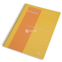 何如 HOTROCK 螺旋装订笔记本 RP2080 A4 (混色) 80页/本 (颜色随机)
