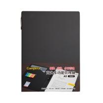齐心 Comix 多功能管理册 C8203 A5 (黑)
