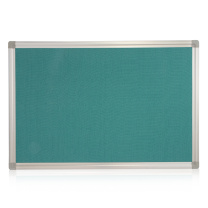 亿裕 铝合金边框软木板(包绿布) JD-7 1200*1800mm (不含支架)