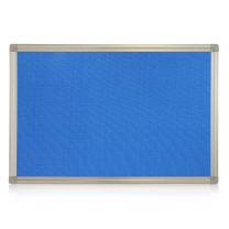 亿裕 铝合金边框软木板(包蓝布) JD-2 600*900mm