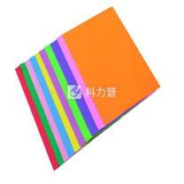 国产 泡沫手工纸 压花器专用纸16K 10张/包