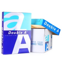 达伯埃 Double A 复印纸 A4 80g  500张/包 5包/箱