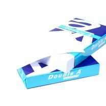 达伯埃 Double A 复印纸 A4 70g  500张/包 5包/箱 (大包装)