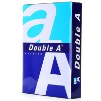 达伯埃 Double A 复印纸 A4 80g  500张/包 5包/箱 (大包装)