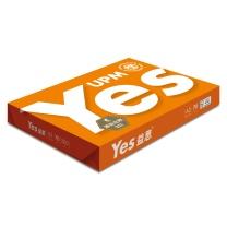 益思 YES 普白复印纸 A3 70g  500张/包 5包/箱 (大包装)