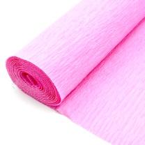 TSPL 皱纹纸 50*250cm (粉红色) 1张/卷