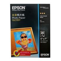 爱普生 EPSON 光泽照片纸 S042552 5r/7寸 200g  20张/包