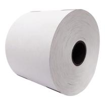 怡化 凭条纸 80*150*25.4 管芯25.4*33 (白色) 100卷起订