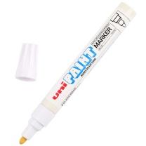 三菱 uni 油漆笔 PX-20 2.2-2.8mm (白色) 12支/盒
