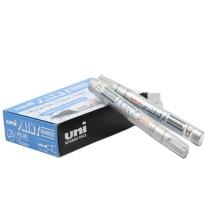 三菱 uni 油漆笔 PX-20 2.2-2.8mm (银色) 12支/盒