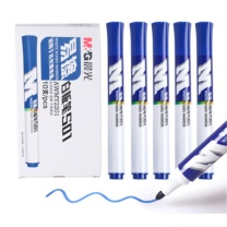晨光 M&G 白板笔 AWMY2201 2.93-2.96mm (蓝色) 10支/盒