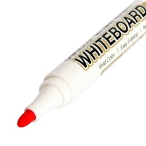 得力 deli 白板笔 6817 2.0mm (红色) 10支/盒