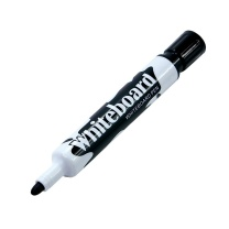 真彩 TRUECOLOR 白板笔 0895B 1.5~3mm (黑色) 12支/盒