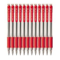 三菱 SN-101 按制圆珠笔 0.7mm 红 单位:支