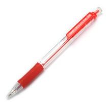 三菱 uni 按压式圆珠笔 SN-101 0.7mm (红色) 12支/盒