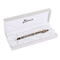 毕加索 PICASSO 钢笔 PS-901 巴黎风情系列 礼盒装 0.5mm 黑铭金夹