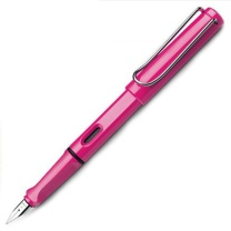 凌美 LAMY 钢笔 狩猎者系列F (粉色)