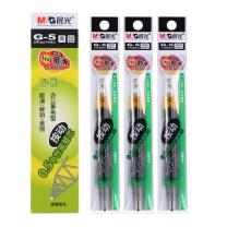 晨光 M&G 中性笔芯 G-5 0.5mm (黑色) 20支/盒 (适用于AGP89501、AGP87902、AGPK3507、GP1008、GP1163、GP1165、GP1350、K35型号中性笔)