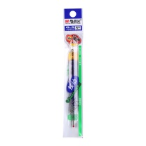 晨光 M&G 中性笔芯 G-5 0.5mm (蓝色) 20支/盒 (适用于AGP89501、AGP87902、AGPK3507、GP1008、GP1163、GP1165、GP1350、K35型号中性笔)
