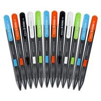 晨光 M&G 电脑考试自动铅笔 AMP33701 2B (黑色) 12支/盒