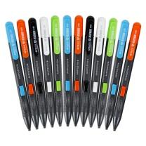 晨光 M&G 自动铅笔电脑考试 AMP33701 2B (黑色) 12支/盒