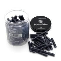 施耐德 Schneider 钢笔墨囊 6801 (黑色) 100支/筒