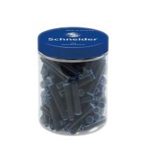 施耐德 Schneider 钢笔墨囊 6803 (蓝色) 100支/筒