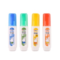 晨光 M&G 米菲系列修正液 MF6001 12ml (颜色随机) 6瓶/盒