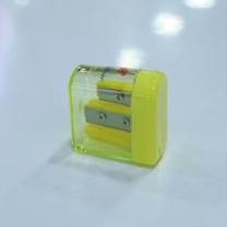 东洋 TOYO 直立式双孔卷笔刀 SP210 (混色) 48个/盒 (颜色随机)