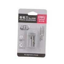 得力 deli 全金属卷笔刀 0596  24个/盒