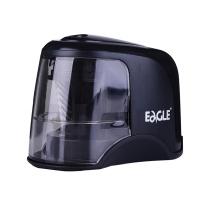 益而高 Eagle 滚刀式电动削笔器 E5121 122mm*68mm*83mm (黑色)