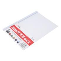 晨光 M&G 经济型抽杆夹 ADM95105 A4 10mm (白色) 10个/包