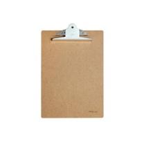 得力 deli 木质板夹 9227 A4 (原木色) 24个/盒