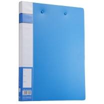 齐心 Comix 文件夹 A605 A4 (蓝色)