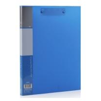 广博 双强力文件夹 WJ6152 A4 (蓝色)